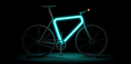 Urban Bike by Teague - Frame Light