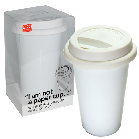Not a paper cup