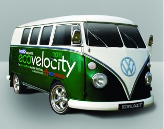 VW camper van ecovelocity
