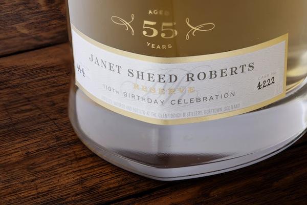 Glenfiddich Jane Sheed