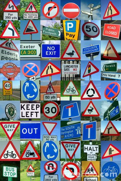 Rad signs