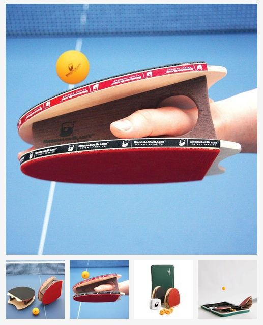 Brodmann Blades Ping Pong