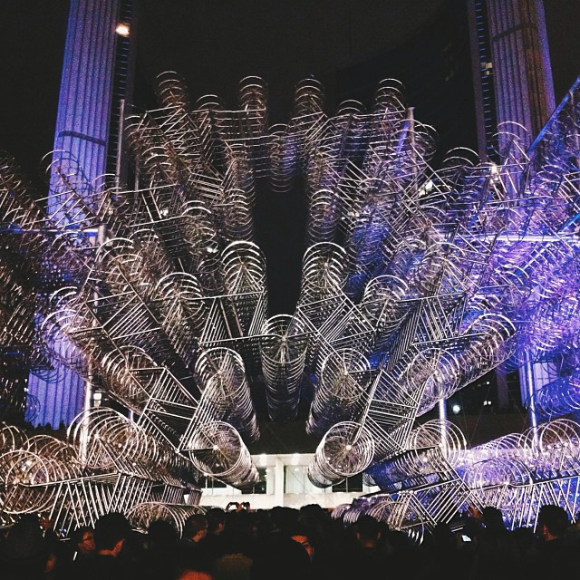 Ai Weiwei Toronta display