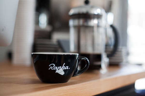 Rapha coffee