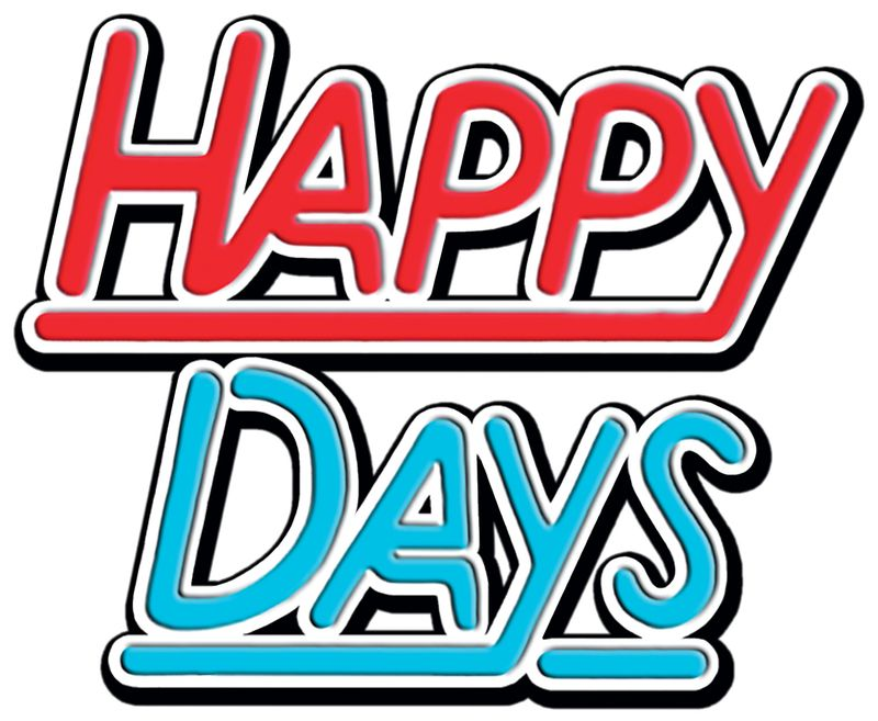 HappyDaysTitleLogo