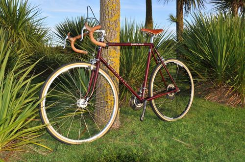 Alistair Cope Pashley bicycle