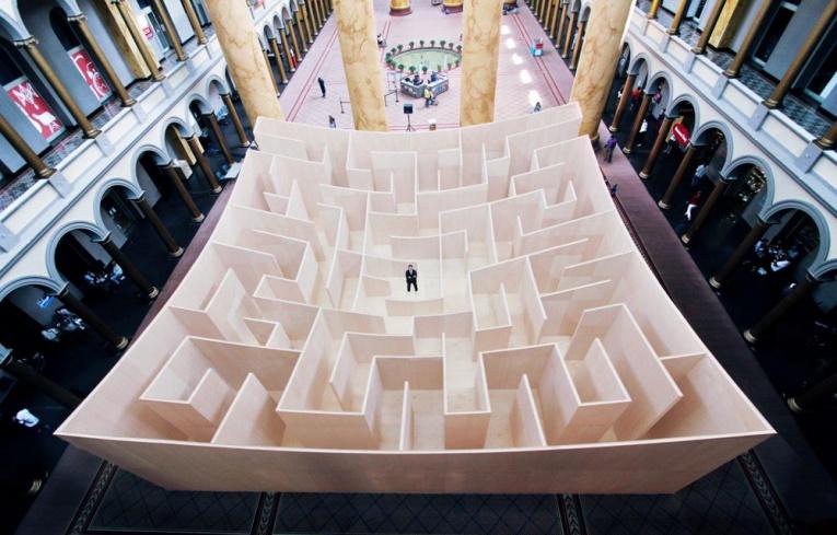 Maze Washington