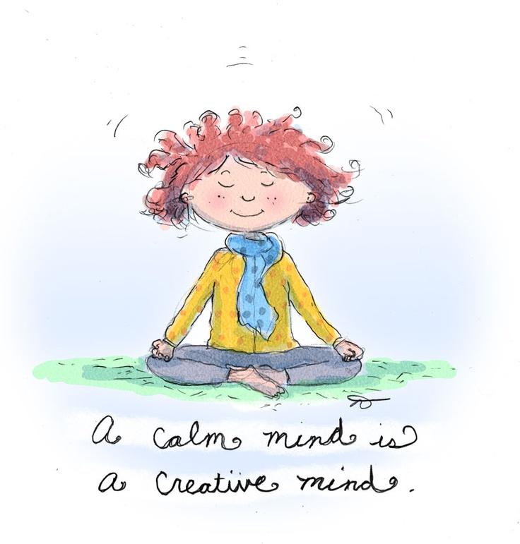 Creative mind illustration
