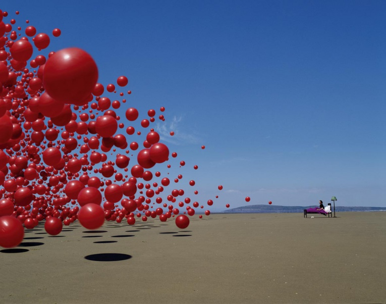 Storm Thorgerson Balloons