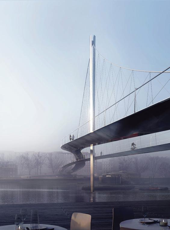 Futur London Bridge design