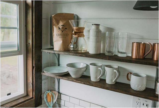 Heirloom storage for coffee and chemex
