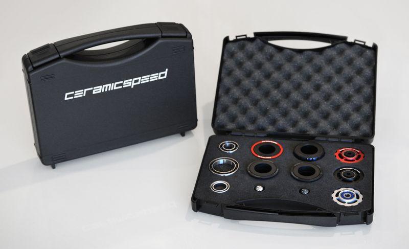 CeramicSpeed bearings