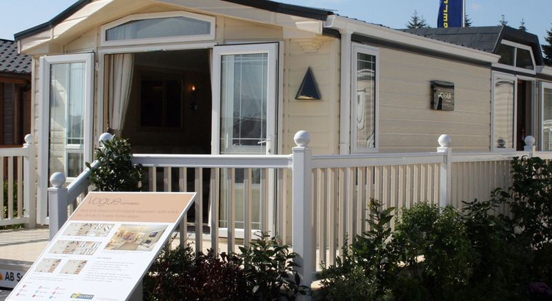 Holiday home and luxury lodge at Beaulieu