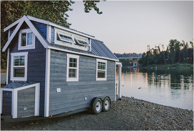 Heirloom Tiny Home on wheels